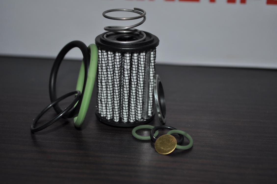 Zestaw naprawczy - filtr gazu 7975769