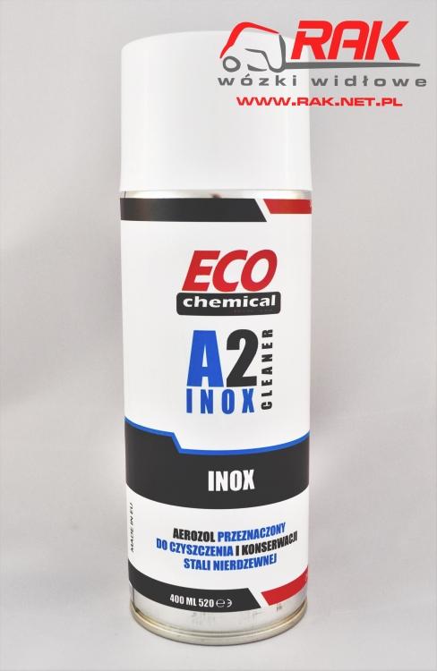 INOX do czyszczenia i konserwacji stali nierdzewnej