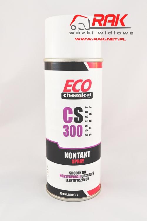 Kontakt spray - do konserwacji urządzeń elektrycznych