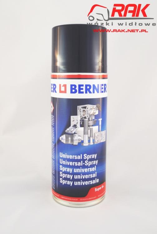 Universal spray