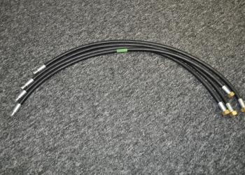 Przewód gazowy UNIWERSALNY 100cm