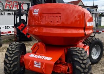 Zwyżka MANITOU 150ATT - 2000r. 4x4
