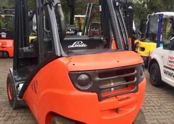 Wózek widłowy Linde H30D -2012r. 2t
