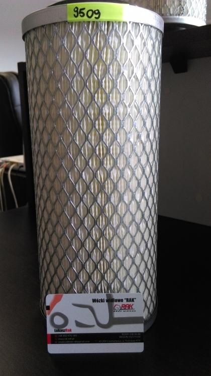 Filtr powietrza 9509