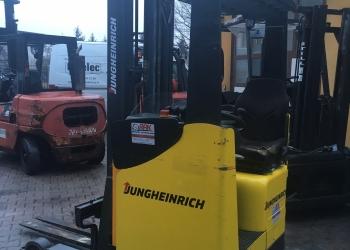 Wózek widłowy boczny Jungheinrich WRL16 ReachTruck - 2002r.