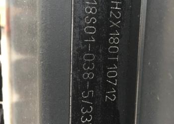 Wózek widłowy Linde E16C - 1996r. Elektr.