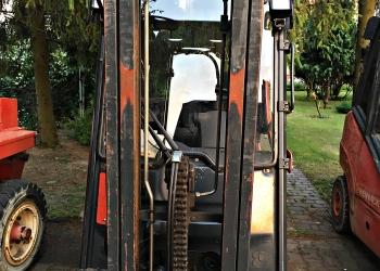 Wózek widłowy Linde H16T - 2009r.