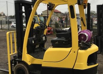 Wózek widłowy HYSTER H1.6FT - 2011r.