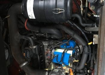 Wózek widłowy LINDE H20T - 2004r. Gaz